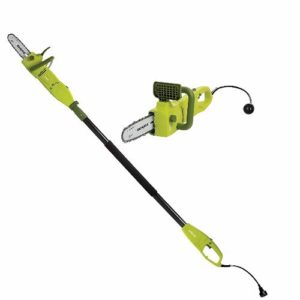 Sun Joe 2-in-1 Convertible Pole Chain Saw