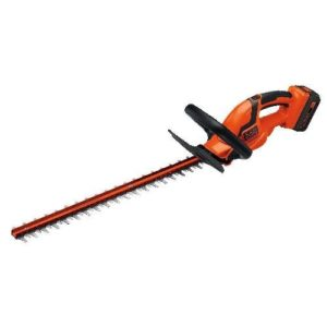 BLACK+DECKER LHT2436 40-Volt High-Performance Cordless Hedge Trimmer