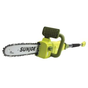 9 Sun Joe Electric Convertible Pole Chain Saw