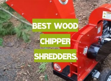 Best Wood Chipper Shredders