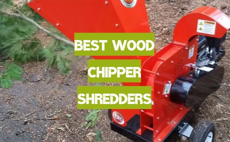 10 Best Wood Chipper Shredders