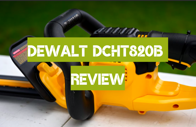 Dewalt DCHT820B Review