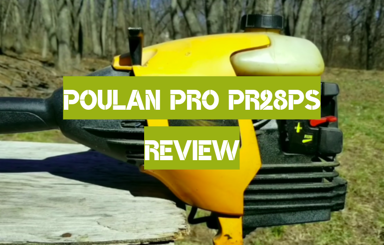 Poulan Pro PR28PS Review