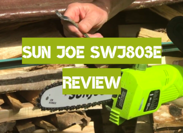Sun Joe SWJ803E Review
