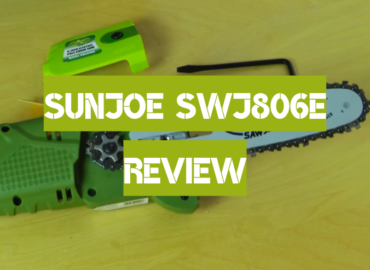 Sun Joe SWJ806E Review
