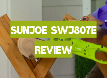 Sun Joe SWJ807E Review