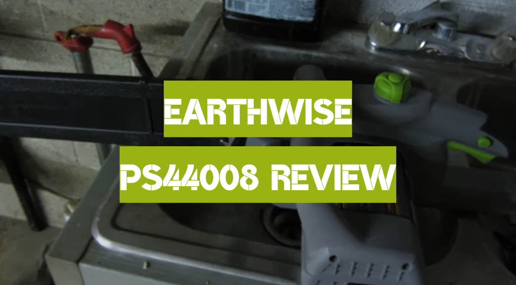 Earthwise PS44008 Review