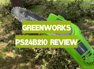 GreenWorks PS24B210 Review