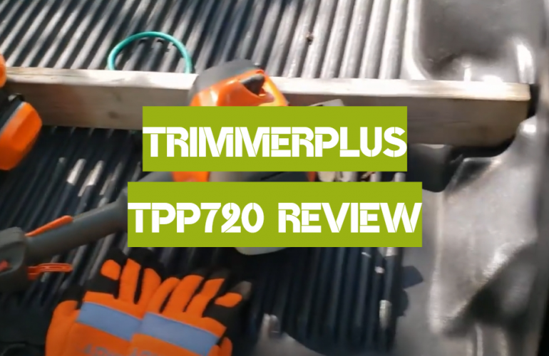 TrimmerPlus TPP720 Review