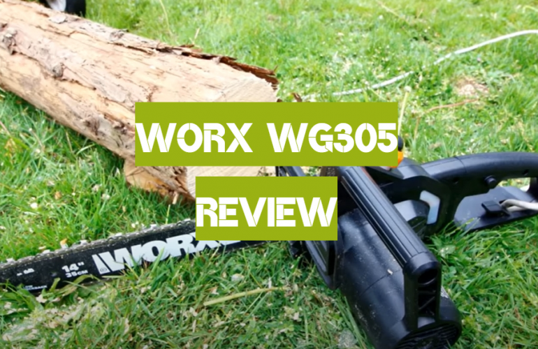 WORX WG305 Review