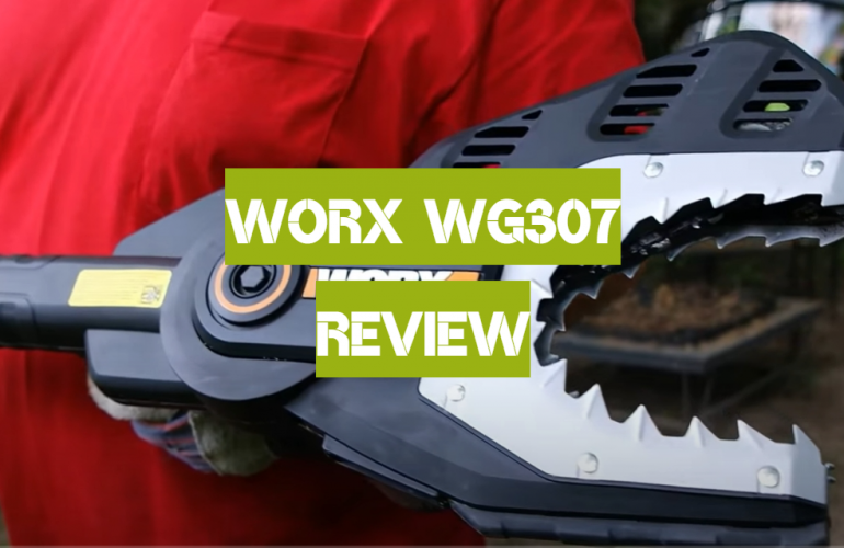 WORX WG307 Review