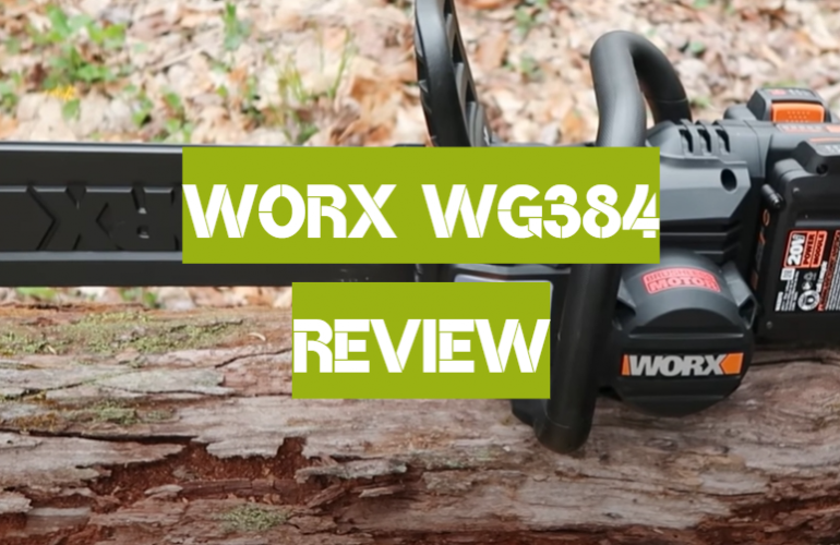 WORX WG384 Review